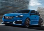 Peugeot - Salon de Frankfurt 2015 - 308 R Hybrid