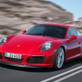 Porsche 911 Carrera S Coupe 1