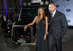 Presentación mundial de los autos Bond de Jaguar y Land Rover en Frankfurt 2