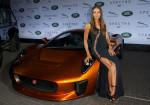 Presentación mundial de los autos Bond de Jaguar y Land Rover en Frankfurt 3