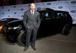 Presentación mundial de los autos Bond de Jaguar y Land Rover en Frankfurt 4
