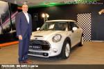 Presentacion MINI Cooper S 5 puertas 11