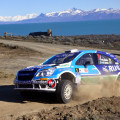 Rally Argentino - El Calafate 2015 - Final - Marcos Ligato - Chevrolet Agile MR