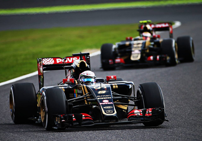 Renault - Gravity Motorsport y Genii a punto de adquirir Lotus Team Ltd