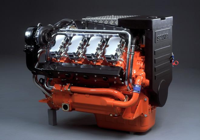Scania V8 Marino