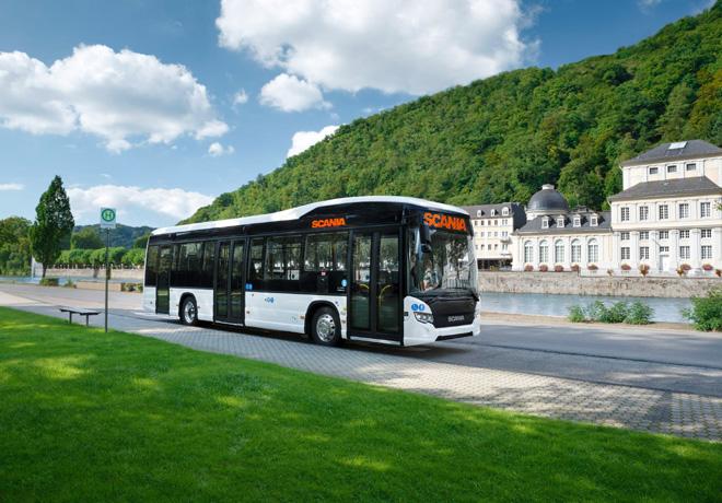 Scania expondra buses propulsados con combustible alternativo en Busworld 2015 2