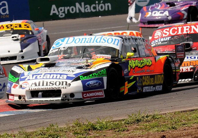 TC Pista - Rafaela 2015 - Alan Ruggiero - Ford Falcon