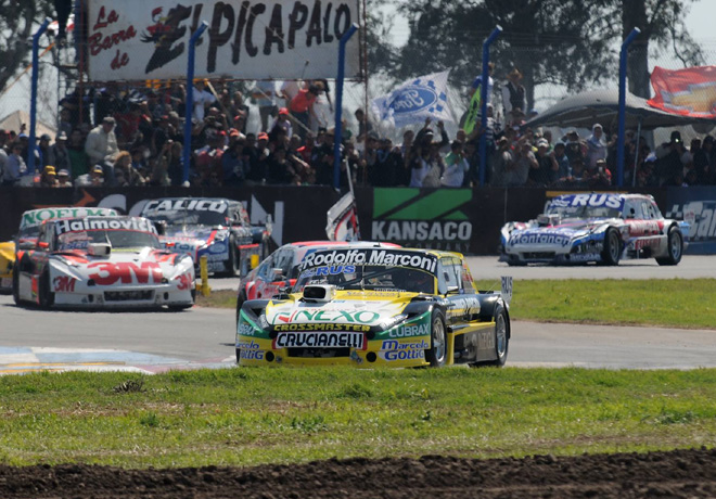 TC - Rafaela 2015 - Omar Martinez - Ford Falcon