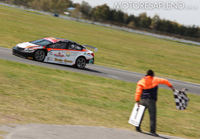 TC2000 - La Plata II 2015 - Carrera Final - Emmanuel Caceres - Honda Civic