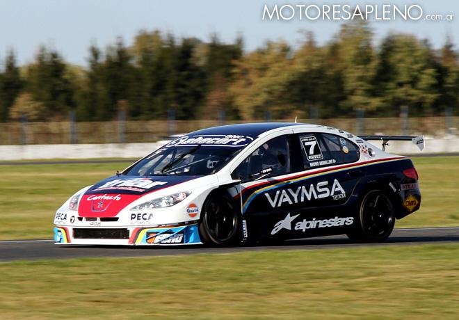TC2000 - La Plata II 2015 - Carrera Sprint - Bruno Armellini - Peugeot 408
