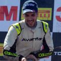 Top Race - Chaco 2015 - Carrera 2 - Martin Ponte en el Podio