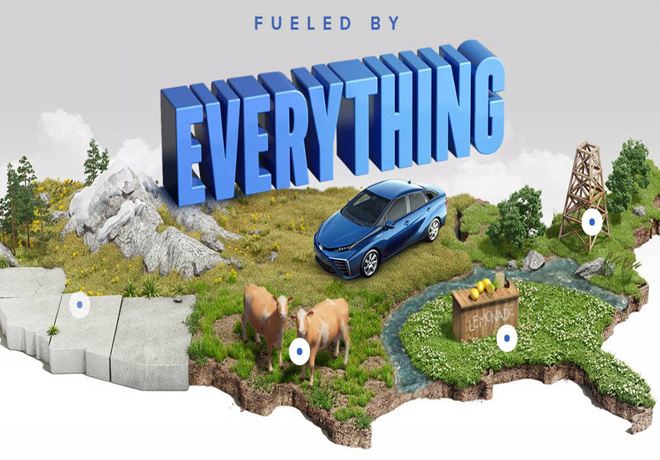 Toyota - Fueled by Everything
