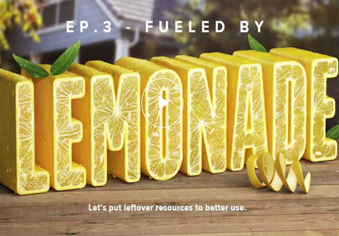 Toyota - Fueled by Lemonade