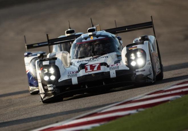 WEC - 6 hs de COTA 2015 - Timo Bernhard - Mark Webber - Brendon Hartley - Porsche 919 Hybrid