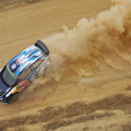 WRC - Australia 2015 - Dia 1 - Jari-Matti Latvala - VW Polo R