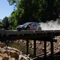 WRC - Australia 2015 - Dia 2 - Sebastien Ogier - VW Polo R