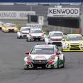 WTCC - Motegi - Japon 2015 - Carrera 2 - Tiago Monteiro - Honda Civic