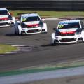 WTCC - Shanghai - China 2015 - Carrera 1 - Jose Maria Lopez - Yvan Muller - Sebastian Loeb - 1-2-3 Citroen