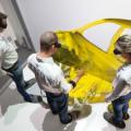 Audi pone a prueba el control virtual por gestos para la produccion