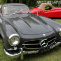 Autoclasica 2015 - Mercedes-Benz 1955 - Premio Best of Show 1