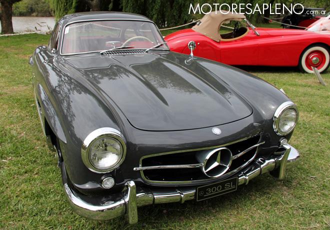 Autoclasica 2015 - Mercedes-Benz 1955 - Premio Best of Show 1