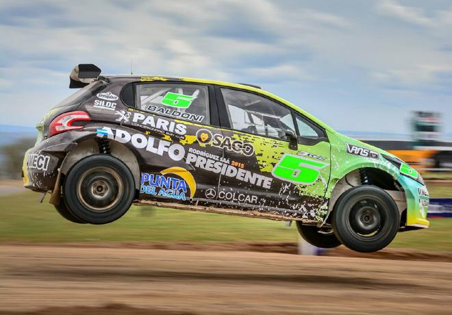 CARX - Alta Gracia - Cordoba 2015 - Maxi Rally - Miguel Baldoni - Peugeot 208
