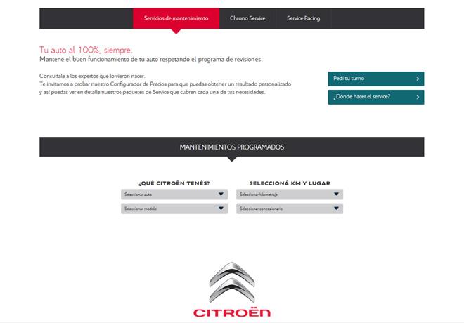 Citroen Postventa presenta sus Precios Cerrados 2