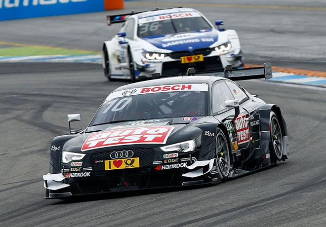DTM - Hockenheim 2015 - Carrera 1 - Timo Scheider - Audi