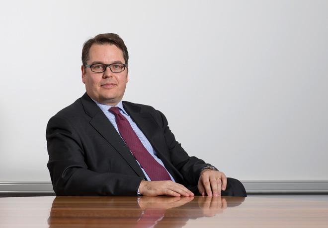 Dietmar Voggenreiter - Director de Ventas y Marketing en Audi AG