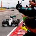 F1 - Estados Unidos 2015 -  Carrera - Lewis Hamilton - Mercedes GP