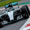 F1 - Mexico 2015 - Clasificacion - Nico Rosberg - Mercedes GP