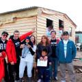 FCA y CNHi construyeron junto a la ONG Techo en Buenos Aires 1
