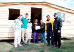 FCA y CNHi construyeron junto a la ONG Techo en Buenos Aires 3