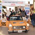 Gran Premio Argentino Historico - Gomez Fernandez - Alvarez Fernandez - Peugeot 404