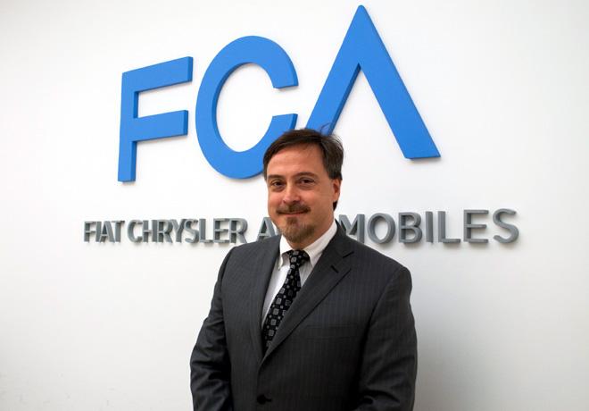 Marcelo Codeglia - Director de Compras en FCA Automobiles Argentina