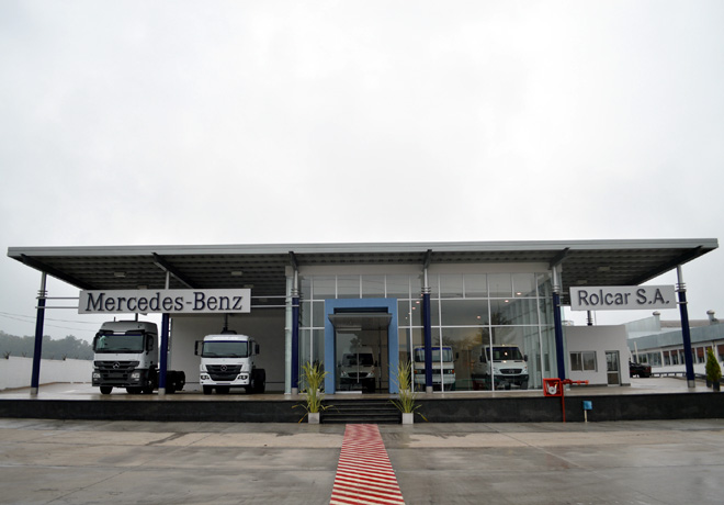 Mercedes-Benz - Concesionario Rolcar en Tucuman