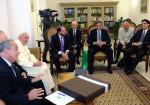 Mercedes-Benz - Reunion con el Papa en Santa Marta con los ejecutivos de Daimler - SMATA y representantes de Scholas