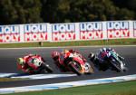 MotoGP - Phillip Island 2015 - Marc Marquez - Honda - Jorge Lorenzo - Yamaha - Andrea Iannone - Ducati