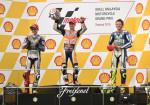 MotoGP - Sepang 2015 - Jorge Lorenzo - Dani Pedrosa - Valentino Rossi en el Podio