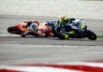 MotoGP - Sepang 2015 - Rossi vs Marquez