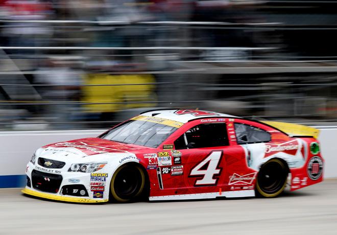 NASCAR - Dover 2015 - Kevin Harvick - Chevrolet SS