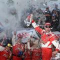 NASCAR - Dover 2015 - Kevin Harvick en el Victory Lane