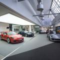 Porsche lleva 65 años entregando autos en su planta de Zuffenhausen 1