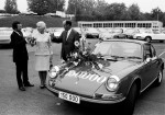 Porsche lleva 65 años entregando autos en su planta de Zuffenhausen 3
