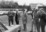 Porsche lleva 65 años entregando autos en su planta de Zuffenhausen 4