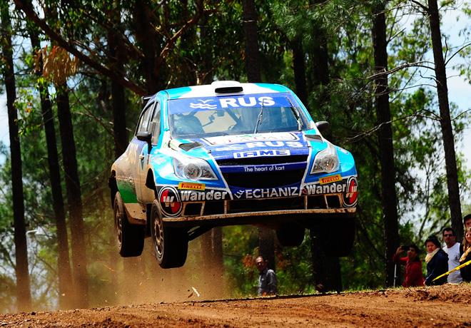 Rally Argentino - Entre Rios 2015 - Etapa 1 - Marcos Ligato - Chevrolet Agile MR