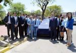 Santiago del Estero recibio el primero de los 31 vehiculos donados por PSA Peugeot Citroen Argentina a instituciones técnicas de todo el pais 1