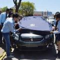Santiago del Estero recibio el primero de los 31 vehiculos donados por PSA Peugeot Citroen Argentina a instituciones técnicas de todo el pais 2