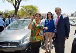 Santiago del Estero recibio el primero de los 31 vehiculos donados por PSA Peugeot Citroen Argentina a instituciones técnicas de todo el pais 3
