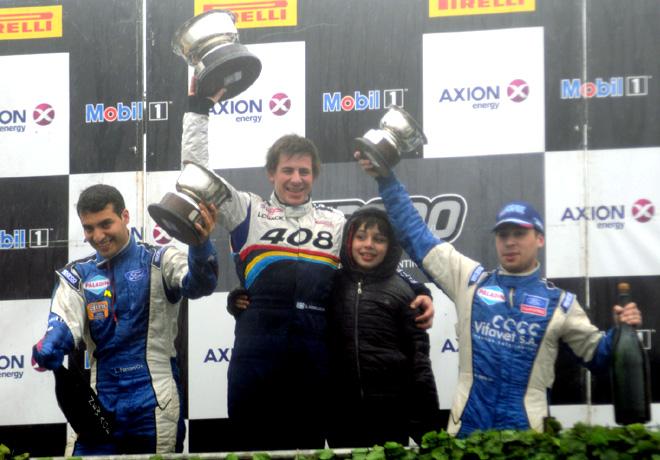 TC2000 - San Luis 2015 - Carrera Final - El Podio